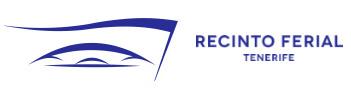 Logo recinto ferial de tenerife
