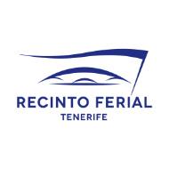 Logo cuadrado del recinto ferial de tenerife